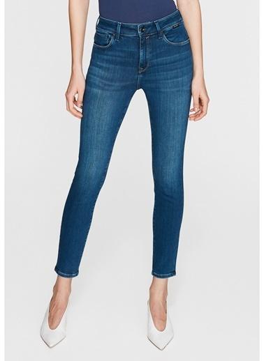 Jean Pantolon | Tess - Super Skinny-Mavi